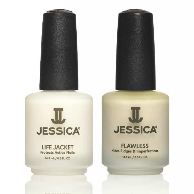 Active Nail Protection | Jessica Cosmetics Natural Nail Care