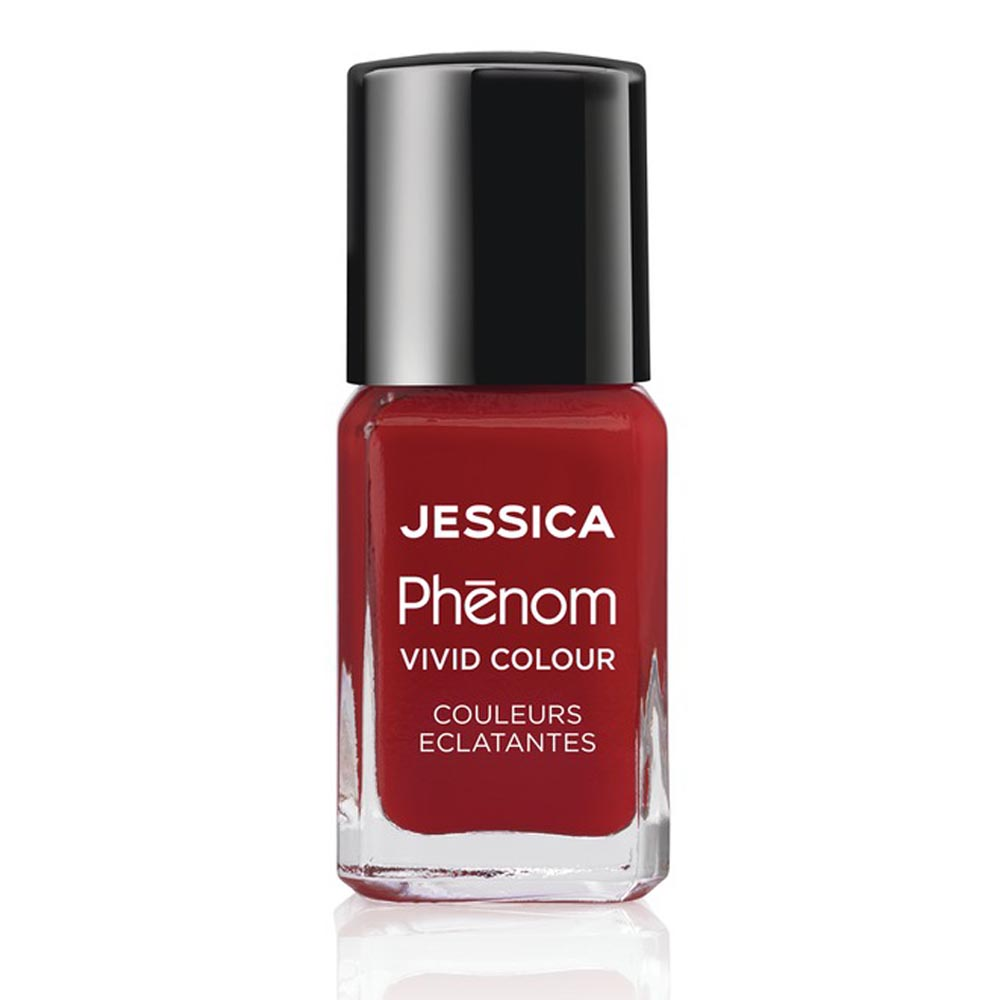 Jessica Red Phenom bottle