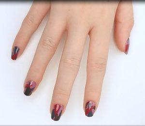 Triangle Nail Art Jessica Cosmetics Australia Natural Nail Care