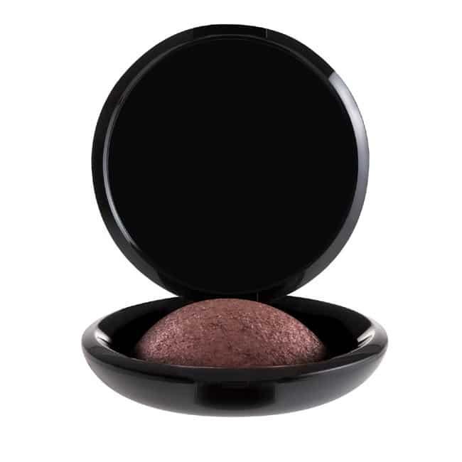 mini eyeshadow cotto brown compact