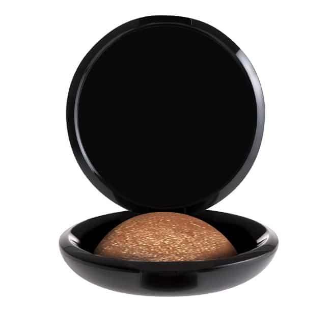 mini eyeshadow cotto orange compact