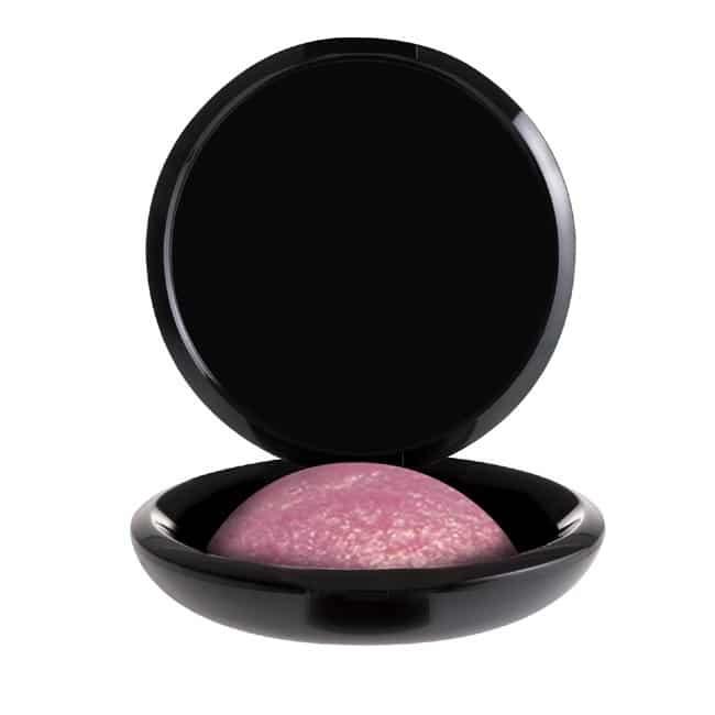 mini eyeshadow cotto pink compact