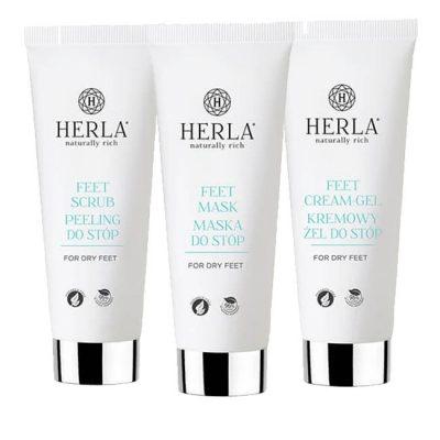 herla glam feet bundle